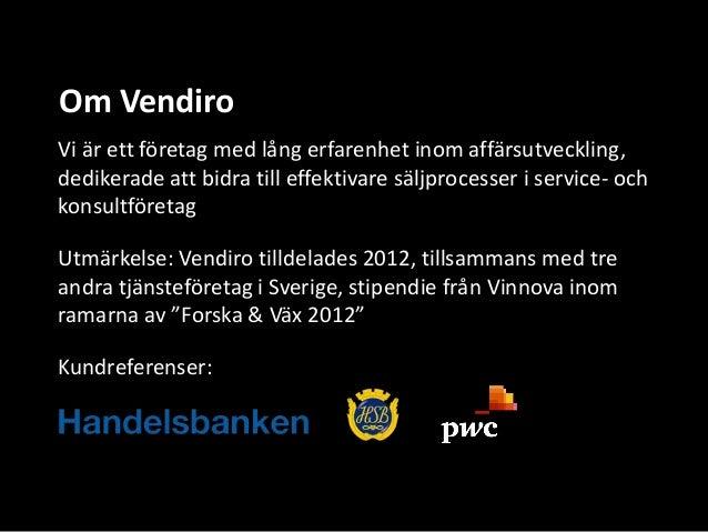 Vendiro Slide 3