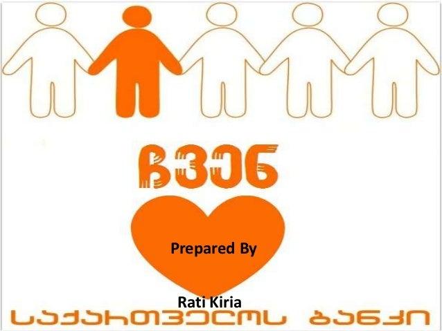 Prepared ByRati Kiria