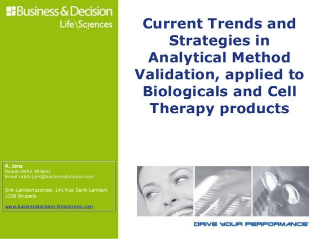 Current Trends and                                                 Strategies in                                          ...