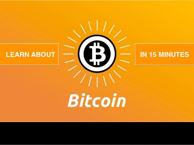 LEARN ABOUT IN 15 MINUTES