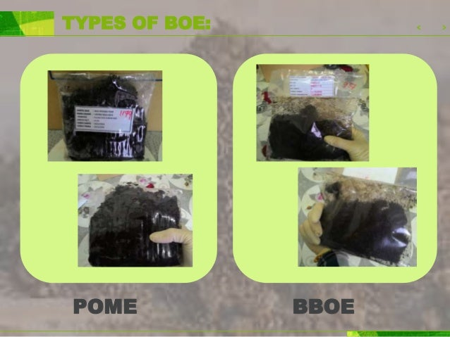 What is the purpose of BOE analysis???? to determine how much the amount of BOE fertilizer needed for plants to estimate h...