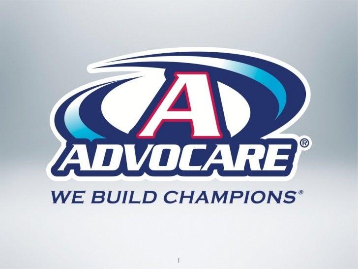 AdvoCare Presentation