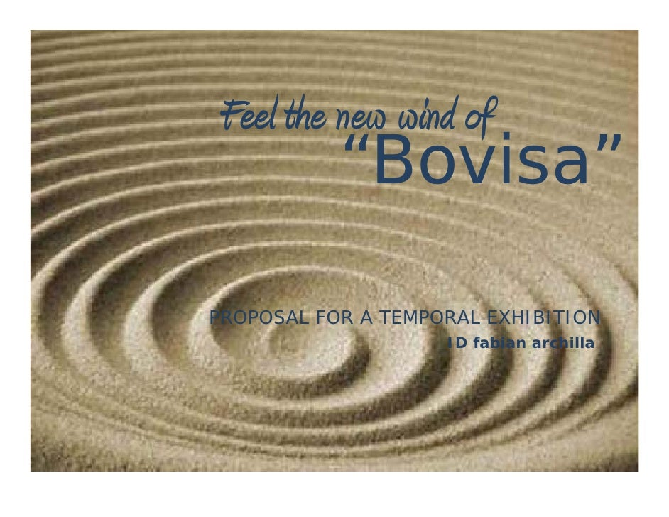 """Feell the new wind of        h         df            """"Bovisa""""             Bovisa  PROPOSAL FOR A TEMPORAL EXHIBITION      ..."""