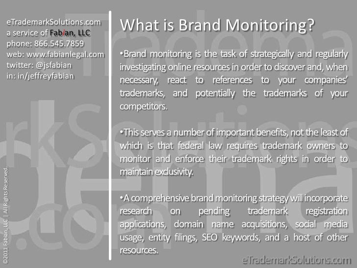 What is Brand Monitoring? Slide 3