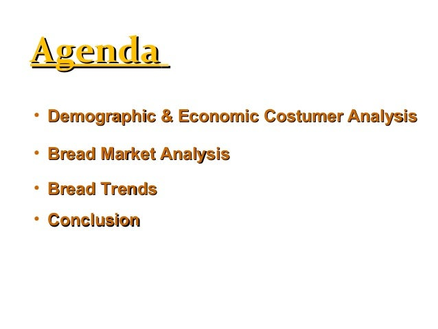 consumer trends report industry canada research paper