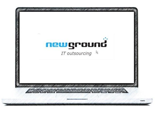 NewGround: company's profile