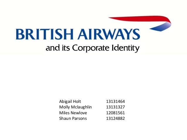 British airways strategy