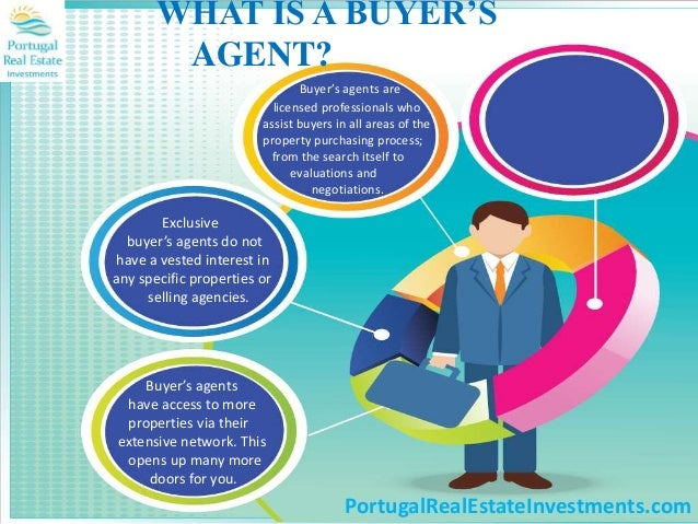 Presentation of a Buyer Agent - Portugal Real Estate Investments