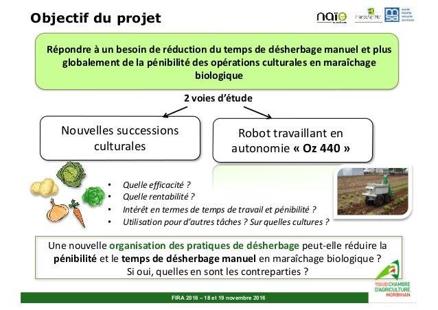 FIRA 2016 : Chambre d'Agriculture du Morbihan
