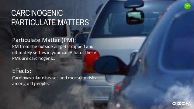 Air Quality Inside Your Car Insight On Air Pollution