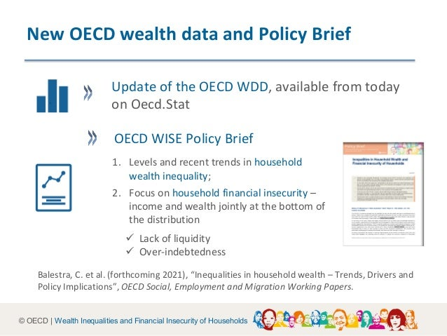 Policy webinar on Inequalities in Household Wealth and Financial Insecurity of Households - Carlotta Balestra Slide 2