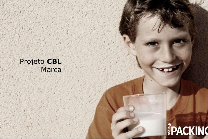 Projeto CBL      Marca