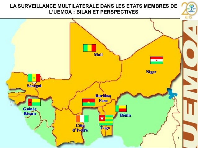 SénégalSénégal GuinéeGuinée BissauBissau MaliMali BurkinaBurkina FasoFaso NigerNiger CôteCôte d'Ivoired'Ivoire TogoTogo Bé...