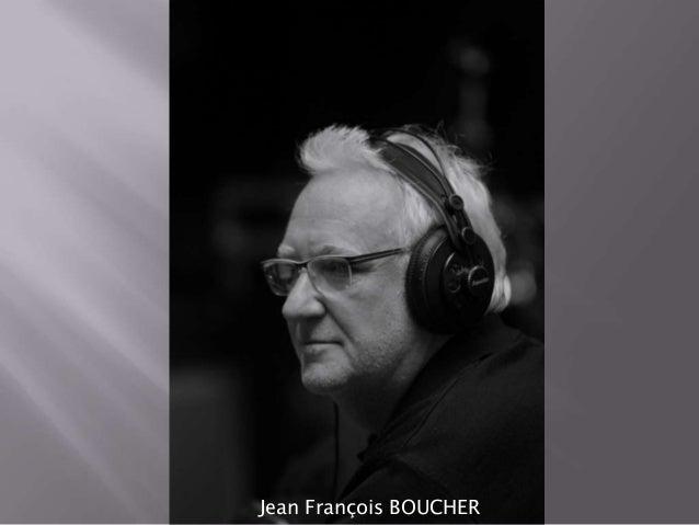 Jean François BOUCHER