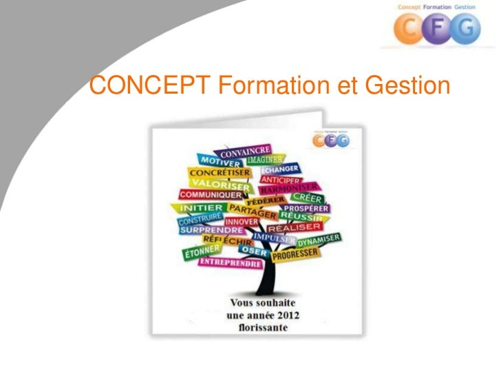 CONCEPT Formation et Gestion