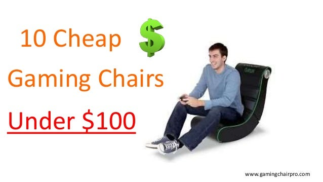 Gaming Chairs Cheap