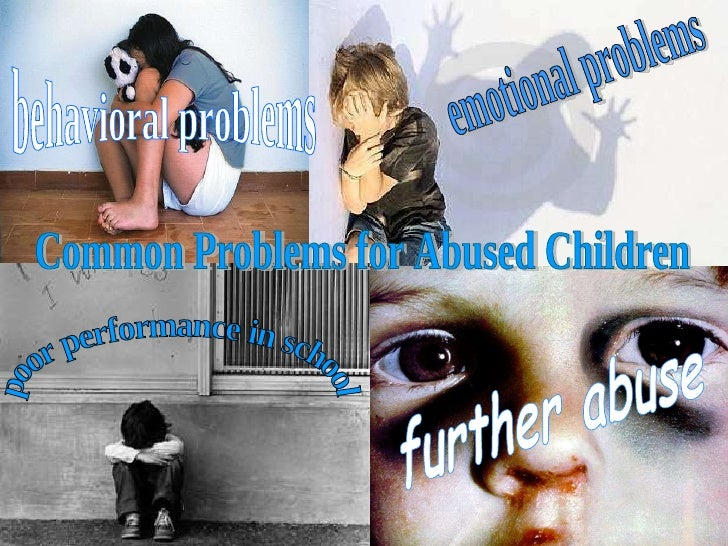 cause and effect of child abuse Some signs of child abuse are more obvious although abuse and neglect can have lasting effects, with support, children can move beyond the harm they have suffered.