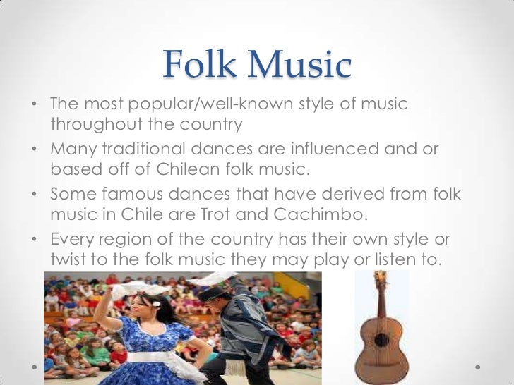 Chilean folk music