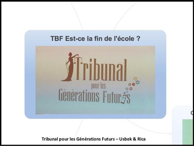 Vers une école créative et liquide - AG du Groupe Saint Jean de Rennes Slide 3