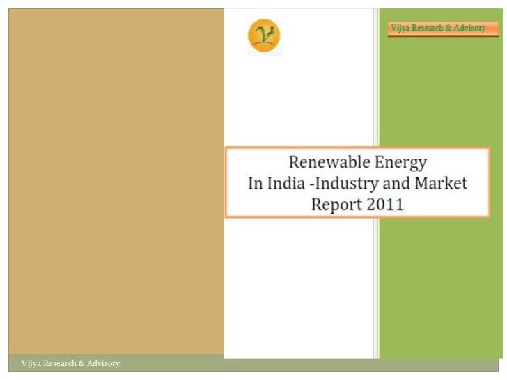 Vijya Research & Advisory