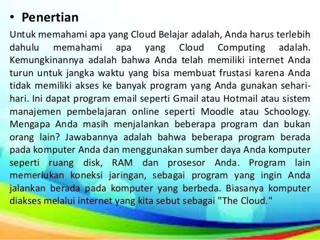 Presentation cloud Slide 3