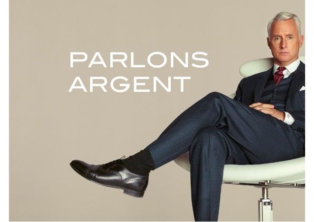 PARLONS ARGENT