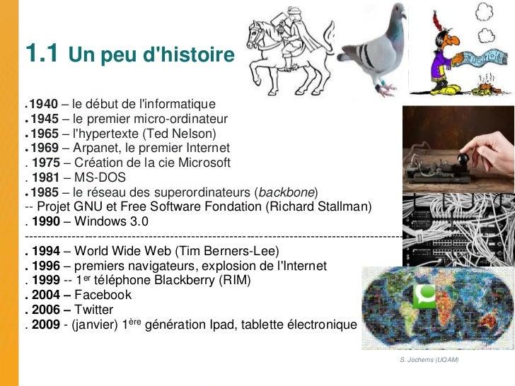Technologies de linformation et de la communication