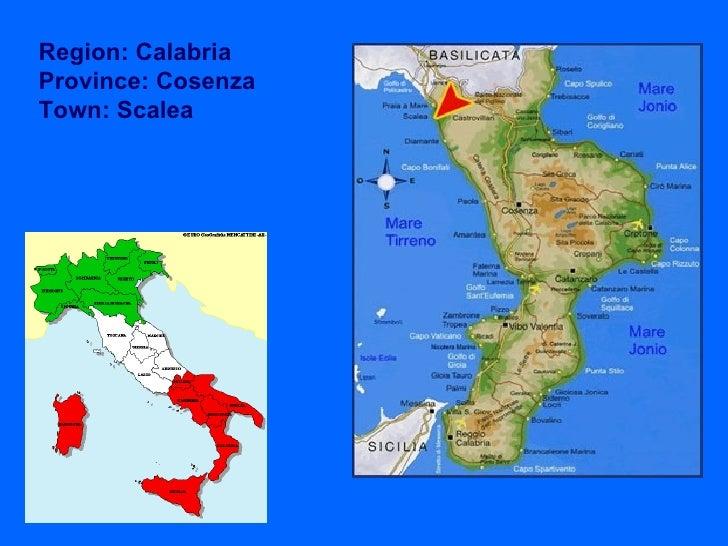 Region: Calabria Province: Cosenza Town: Scalea