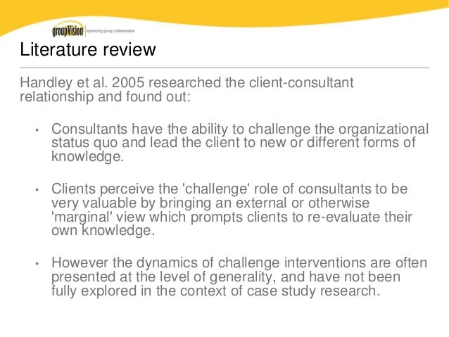 the role of an od consultant The organizational development consultant works in support of tsne  a  minimum of five years of experience working in leadership roles in.
