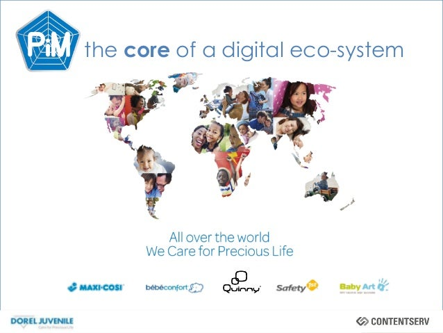 1 the core of a digital eco-system