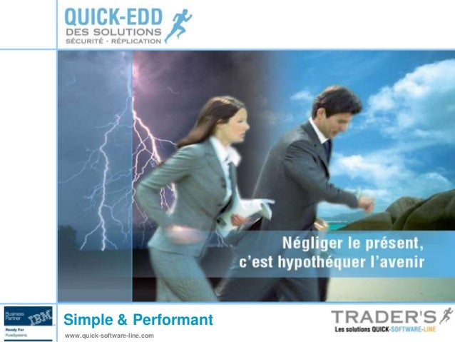 Simple & Performant  www.quick-software-line.com