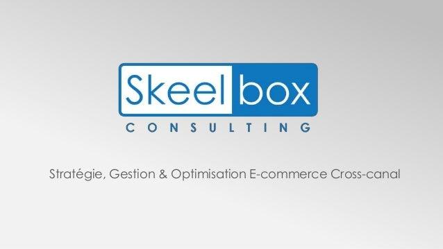 Stratégie, Gestion & Optimisation E-commerce Cross-canal