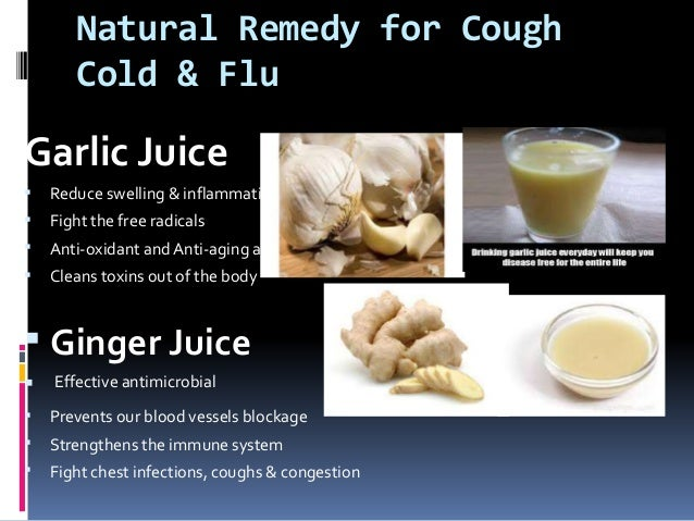 Presentation On Cough Cold Amp Flu