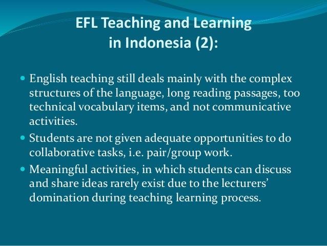 Critical Thinking Skills and Meaning in English Language