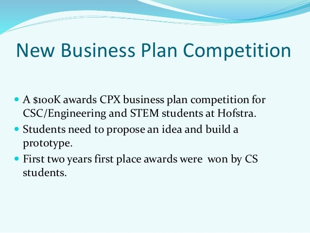 100k business plan competition