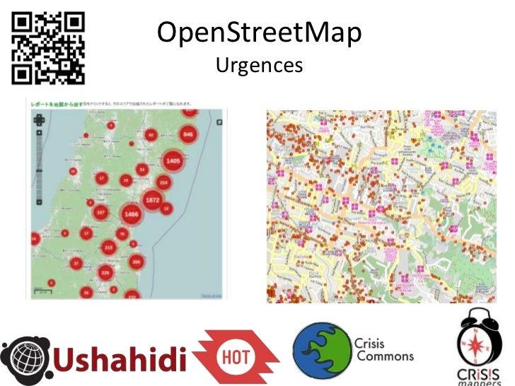 OpenStreetMap   Urgences