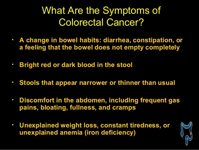 Knowing Cancer Of Colon