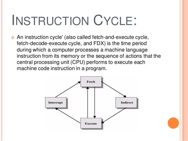 Computer instruction cycle || in hindi youtube.