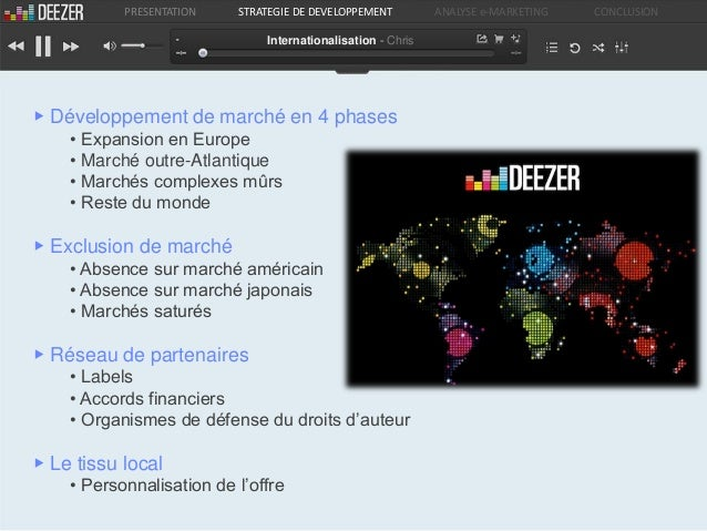 deezer france musique gratuite. Black Bedroom Furniture Sets. Home Design Ideas