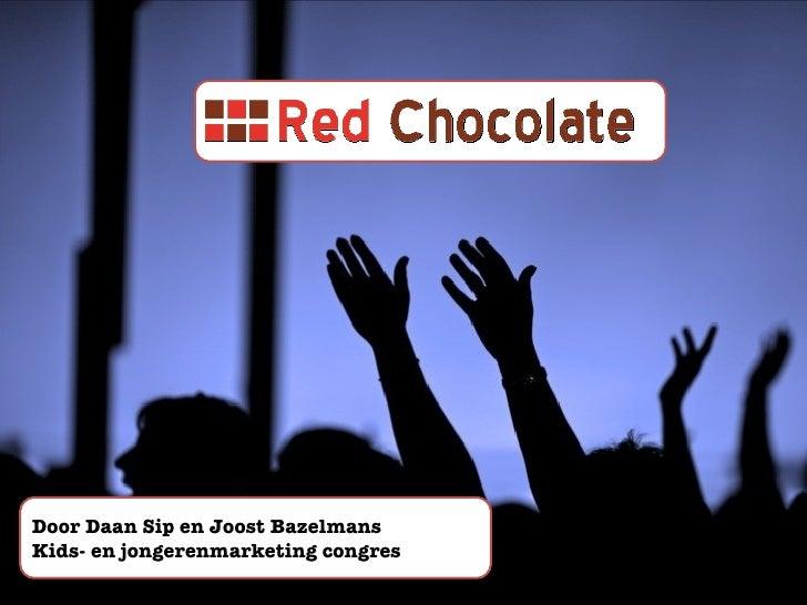 Door Daan Sip en Joost Bazelmans Kids- en jongerenmarketing congres