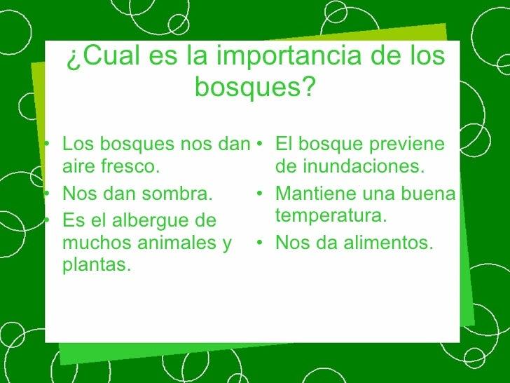 Presentationdeforestacionclinica for Porque son importantes los arboles wikipedia