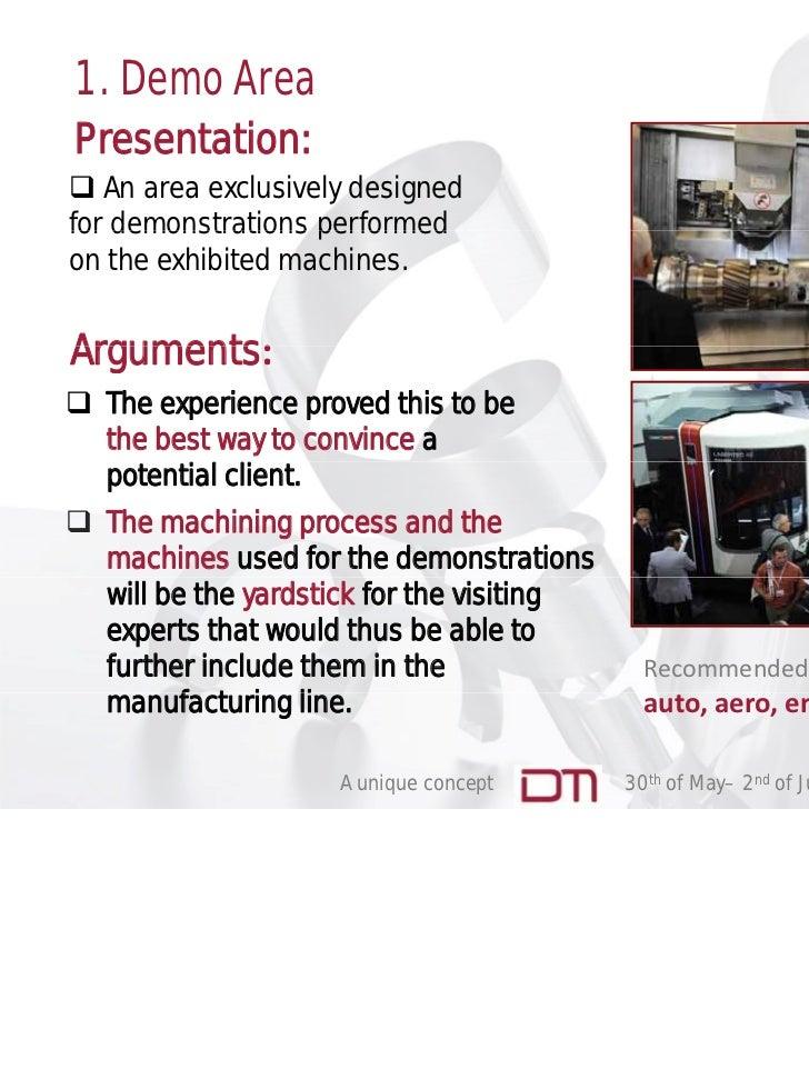 Presentation Demo Metal 2012 (english) Slide 3