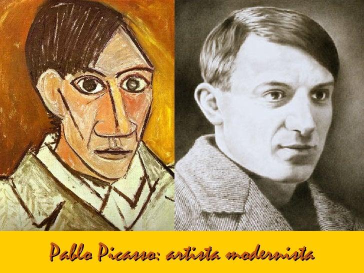Pablo Picasso: artista modernista