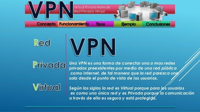 Dise o de redes privadas virtuales con internet como red for Que es una pagina virtual