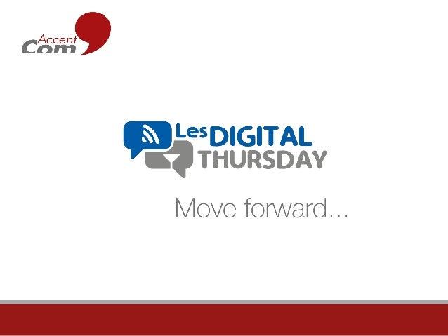A propos Les technologies numériques sont entrain de révolutionner la façon dont nous faisons des affaires, indépendamment...