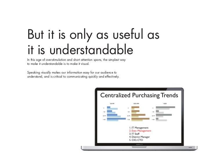 Shouldn't all information worth sharing be worth designing?                        Jonathan Harris