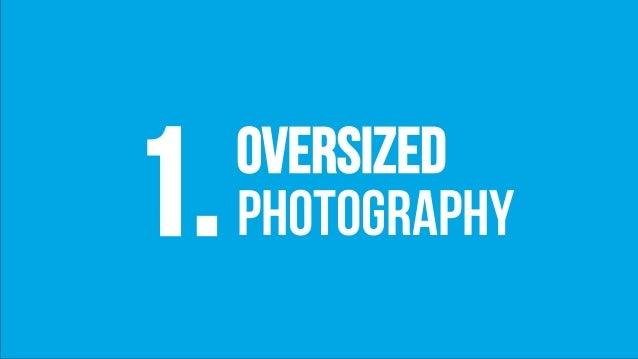 Oversized 1.Photography