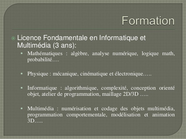 Algèbre fondamentale - Arithmétique - Niveau L3 et M1 ...