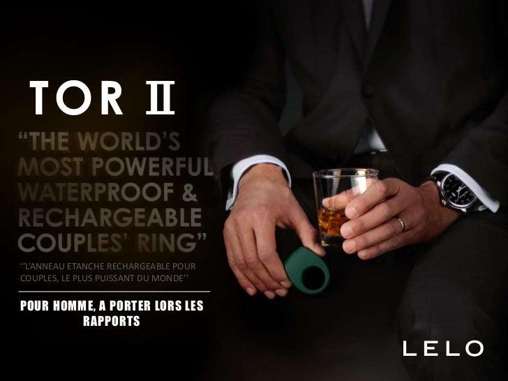 ''L'ANNEAU ETANCHE RECHARGEABLE POURCOUPLES, LE PLUS PUISSANT DU MONDE''POUR HOMME, A PORTER LORS LES         RAPPORTS