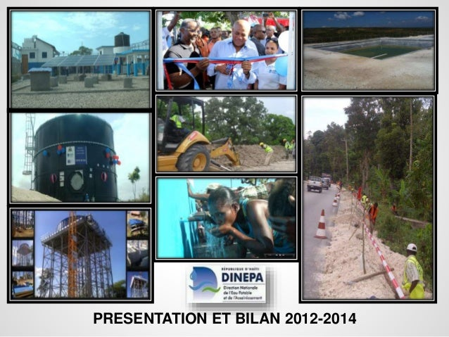 PRESENTATION ET BILAN 2012-2014